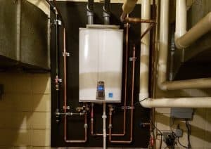 Instant Hot Water Tank