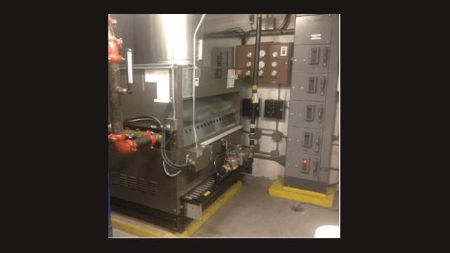 boiler system start up