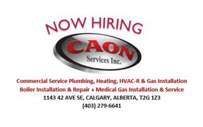 Hiring – Plumbing Service Technicians